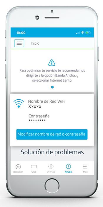Cómo Cambiar La Clave Wi Fi Y El Nombre De Red Atención Al Cliente Movistar