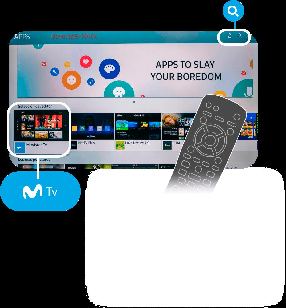 Cómo instalar Movistar Play en tu Smart TV? – Atención al