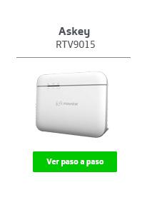 botón Askey9015