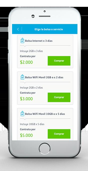 App 4 Comprar Bolsa Contrato