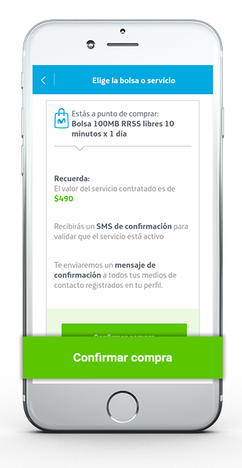 App 5 Comprar Bolsa Prepago