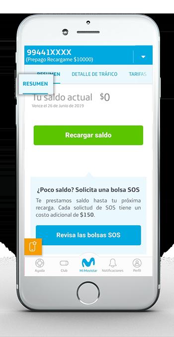 Consumo App 1.1 Prepago