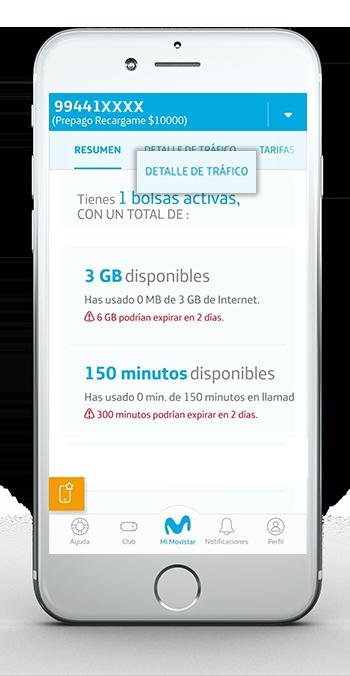 Consumo App 2.2 Prepago