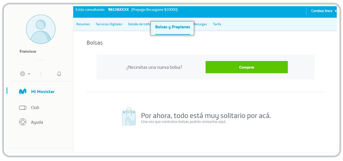Cómo Atención Para Celular Movistar Cliente Mi Bolsas – Comprar Al PiukZTOX