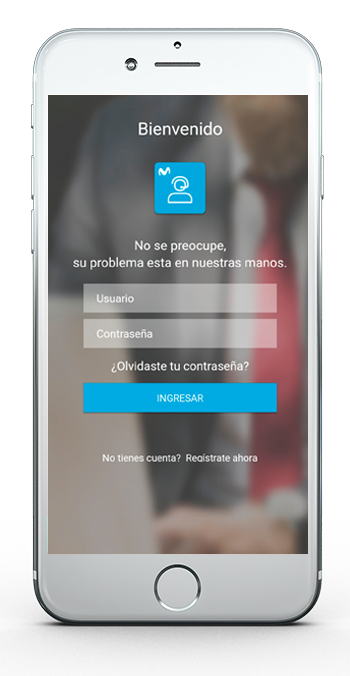 App Asistencia Movistar Servicios digitales 1