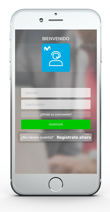 App Asistencia Movistar Servicios digitales 4