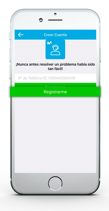 App Asistencia Movistar Servicios digitales 5