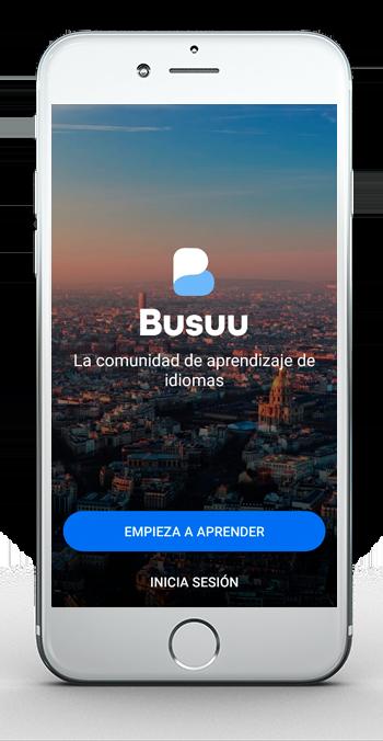 Conoce como funciona App Busuu 1