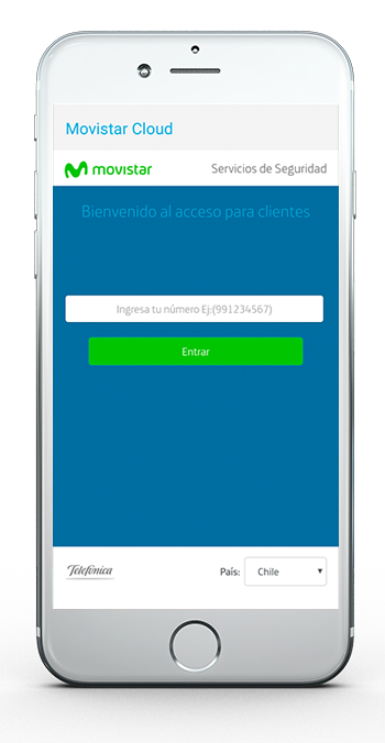 Movistar Cloud App 5