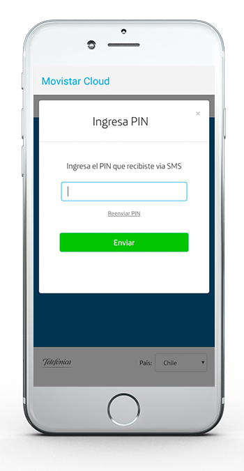 Movistar Cloud App 7
