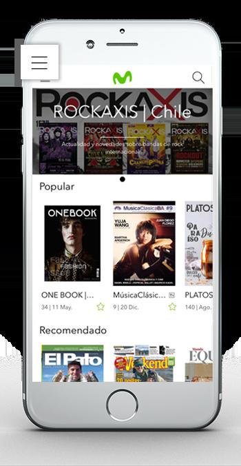 Movistar Revista App 3