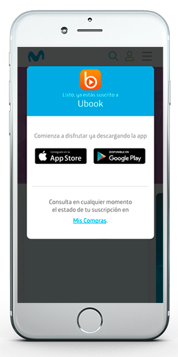 Suscribirse a Ubook 5